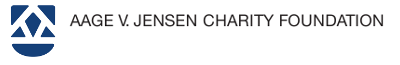 Logo Aage von Jensen Charity Foundation