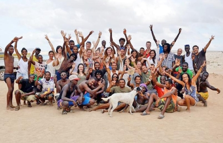 Turtle Times: Der August-Newsletter unseres Turtle Foundation-Teams auf Boavista, Kapverden