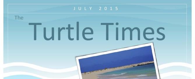 Turtle-Times 2015 07 1stPage