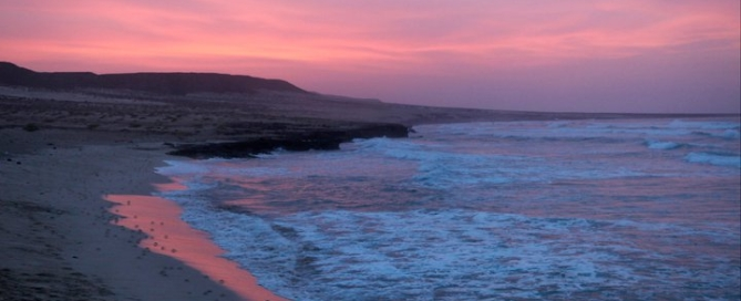 sunset boavista