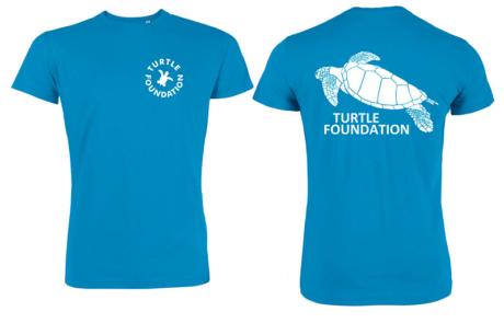 TF-Shirt Men Azur
