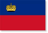 Flag of Liechtenstein