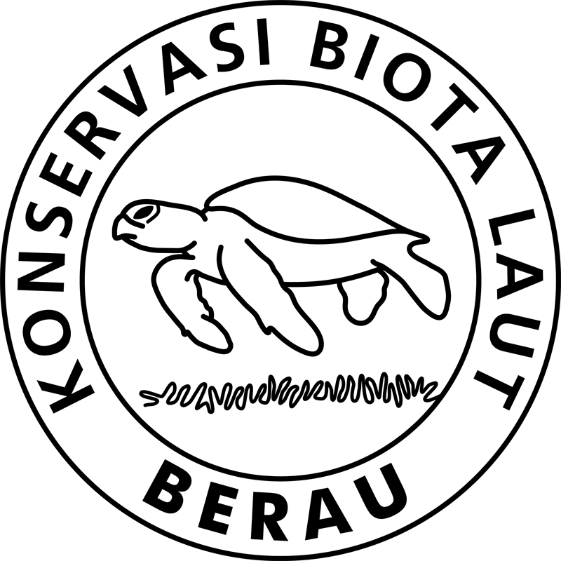 Logo Perkumpulan Konservasi Biota Laut berau