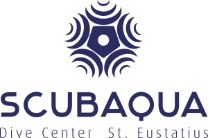 Logo Scubaqua Dive Center St. Eustatius