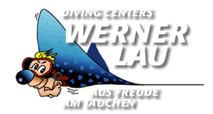 Logo Diving Centers Werner Lau