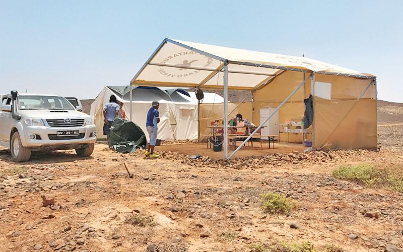 Camp Curral Velho June 2017