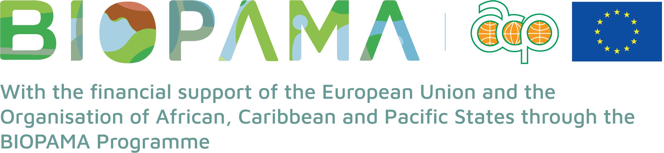 Logo BIOPAMA