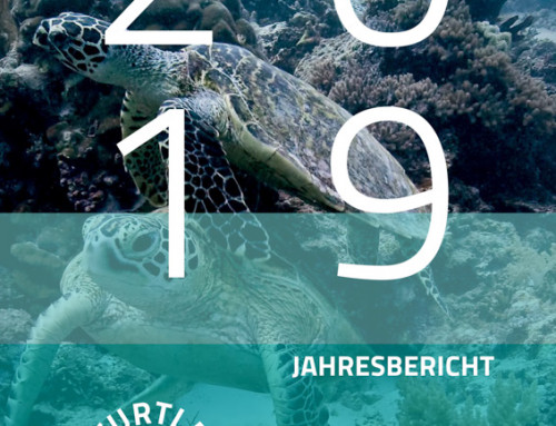 Newsletter March 2020: Brief update on the situation; Annual Report 2019