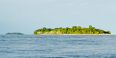 Islands of Mataha and Bilang-Bilangan