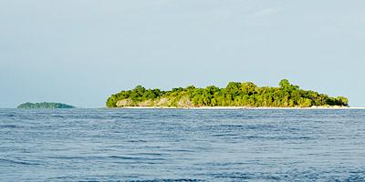 Islands of Mataha and Bilang-Bilangan