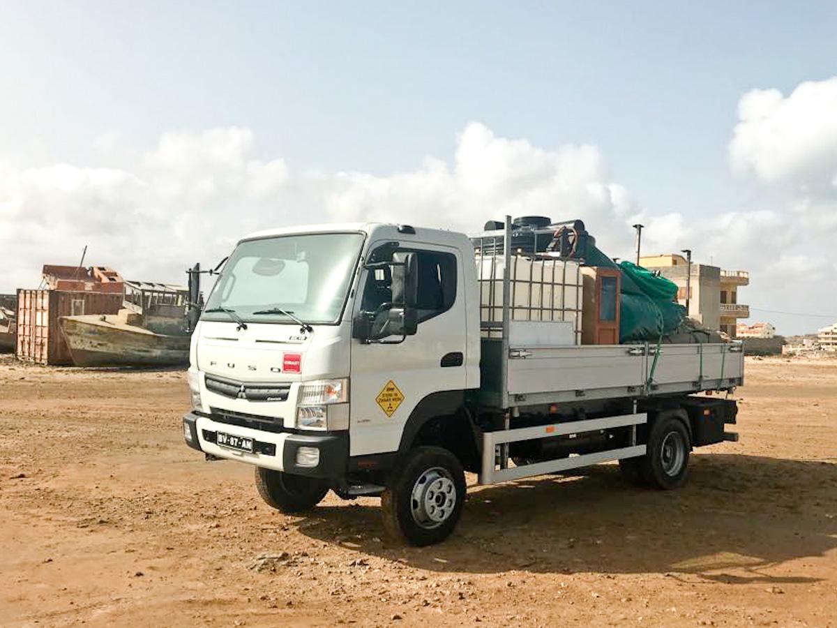 New truck 2018