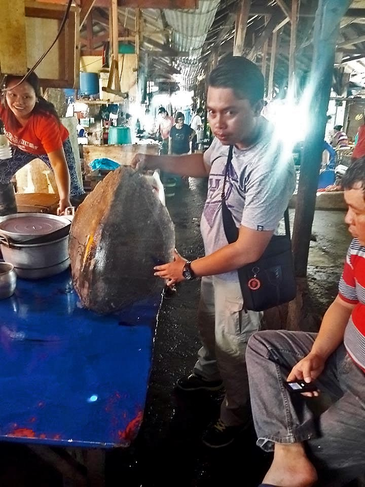 Sea turtle bushmeat case Manado June 2016