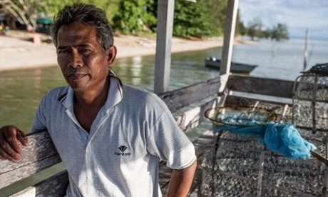 Former dynamite fisherman now protects the reef