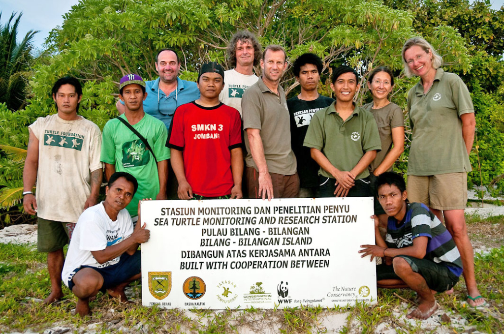 TF Ranger with with board of the TF friends association and the president of TF Germany