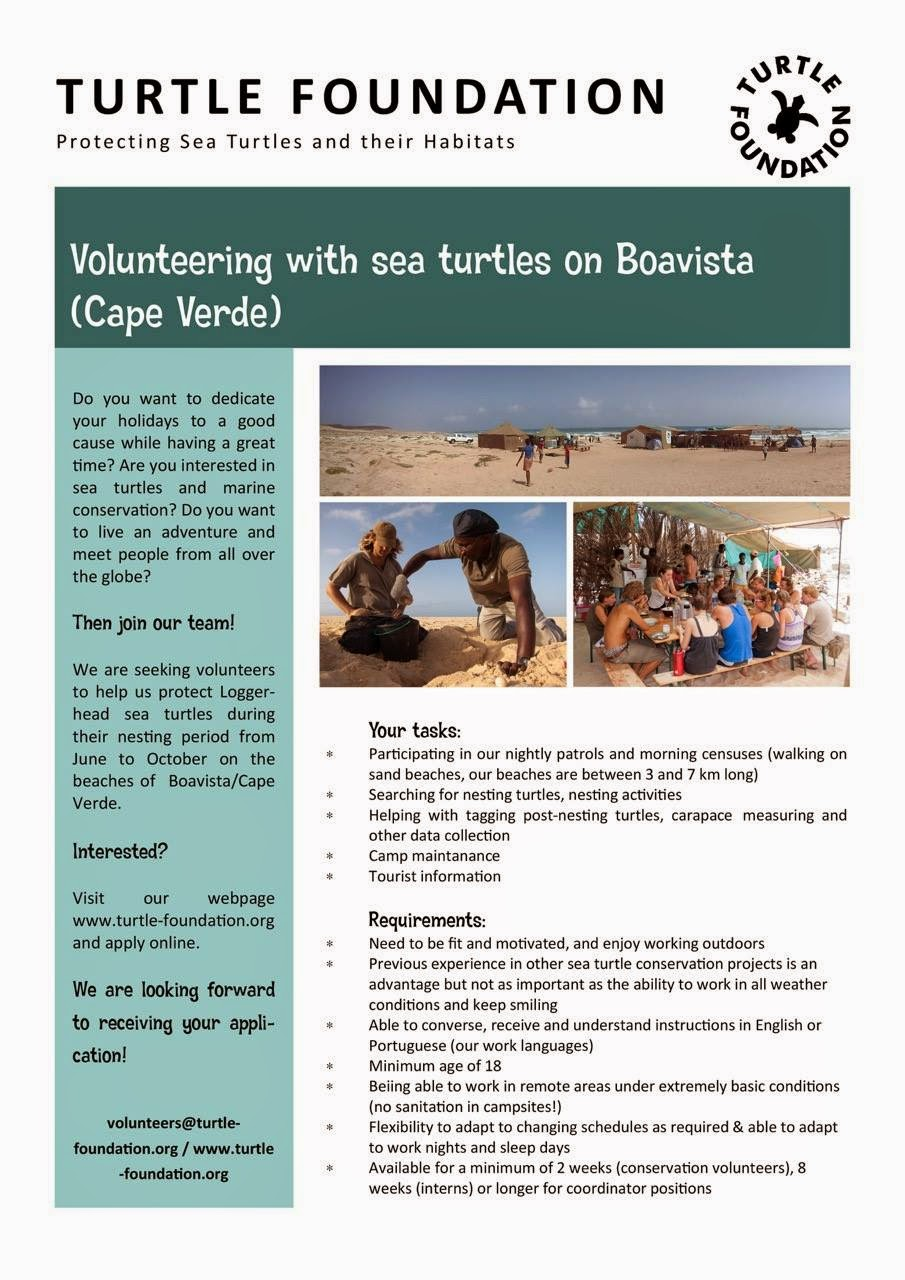 Volunteer Information 2015 First Page