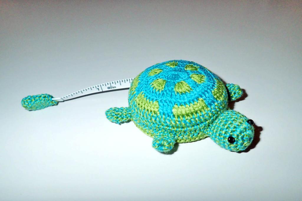 Turtle measuring tape 1.5 m