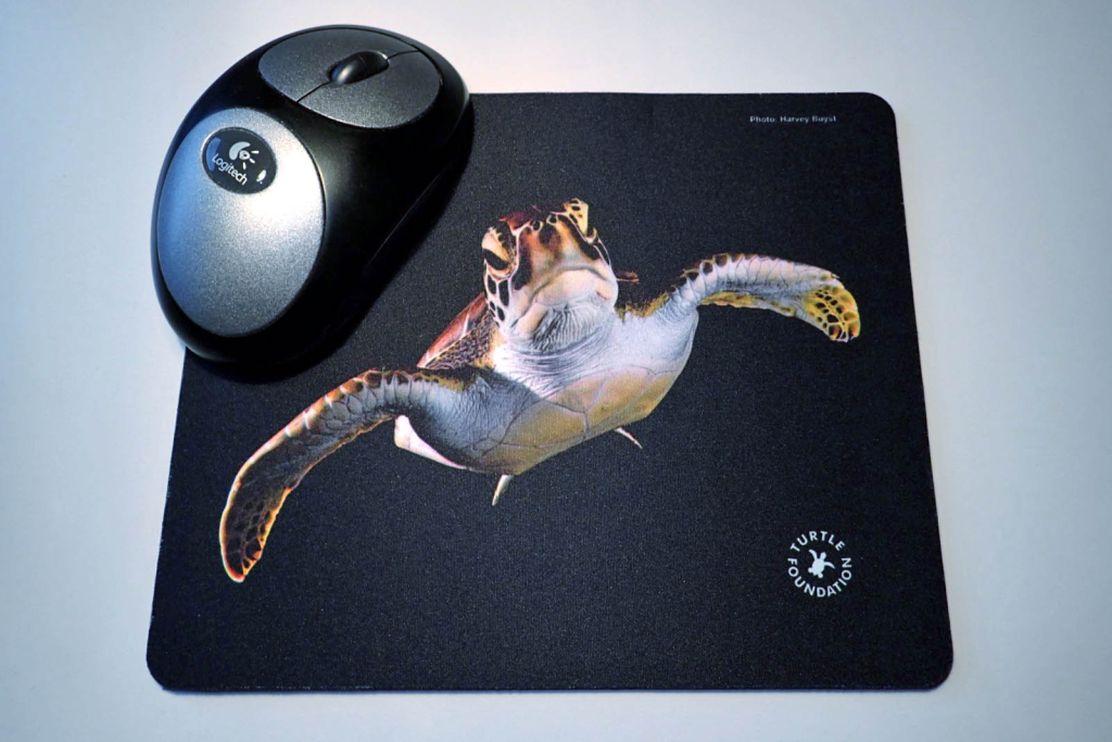 Turtle Mousepad