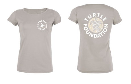 TF-Shirt Ladies Grey