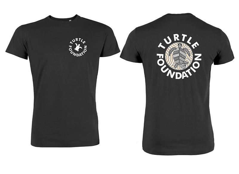 TF-Shirt Men Anthracite