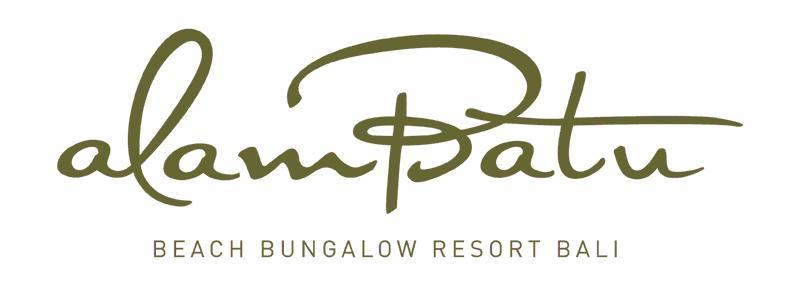 Logo Alam Batu Beach Bungalow Resort Bali