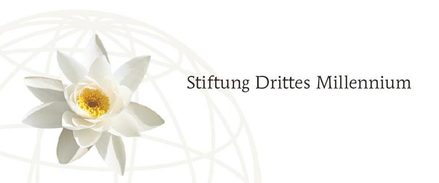 Logo Stiftung Drittes Millennium
