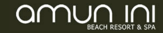 Logo Amun Ini Beach Resort & Spa