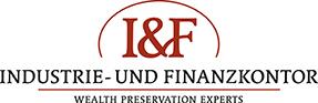 Logo Industrie- und Finanzkontor Liechtenstein