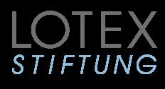 Logo LOTEX Stiftung
