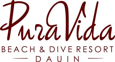 Logo Pura Vida Beach & Dive Resort Dauin