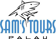 Logo Sam's Tours Palau