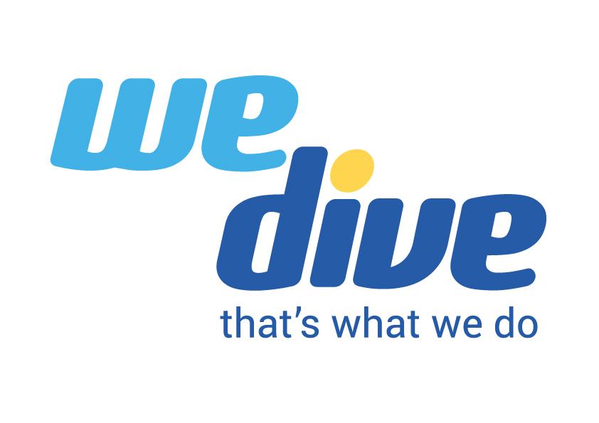 Logo WeDive
