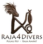Logo Raja4Divers