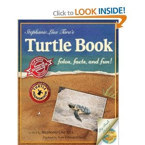 Cover Stephanie Lisa Tara's Turtle Book